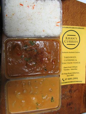 Khans Curries - Geraldton Accommodation