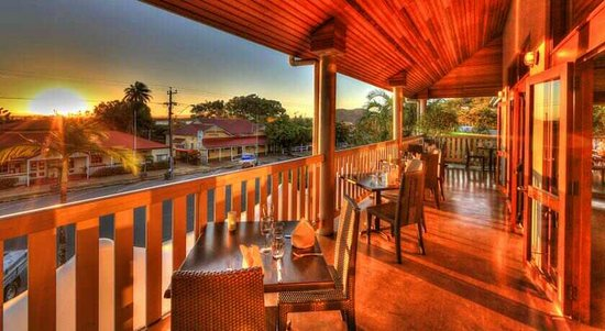 Balcony Restaurant - Geraldton Accommodation