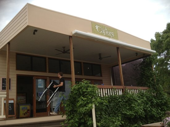 Capers Cafe - Geraldton Accommodation