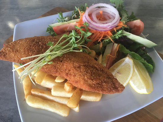 Cedar Park Fish and Chips - Geraldton Accommodation