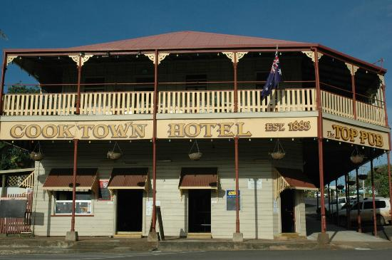 Cooktown Hotel - Geraldton Accommodation
