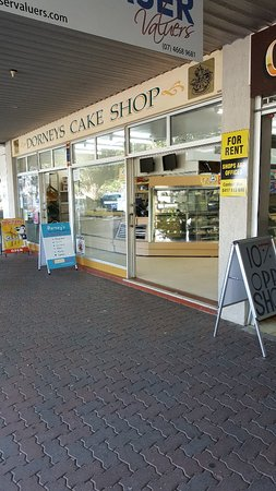 Dorney's cake shop - Geraldton Accommodation