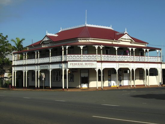Federal Hotel - Geraldton Accommodation