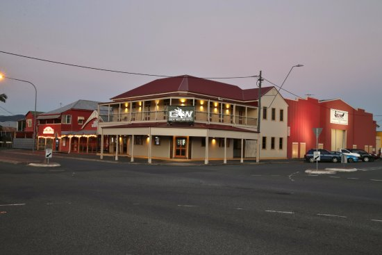Great Western Hotel - Geraldton Accommodation