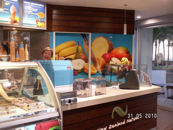 New Zealand Ice Creamery - Geraldton Accommodation