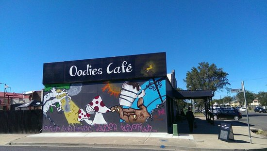 Oodies Cafe - Geraldton Accommodation