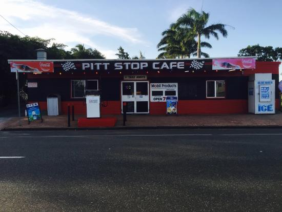 Pittstop Cafe Proserpine - Geraldton Accommodation
