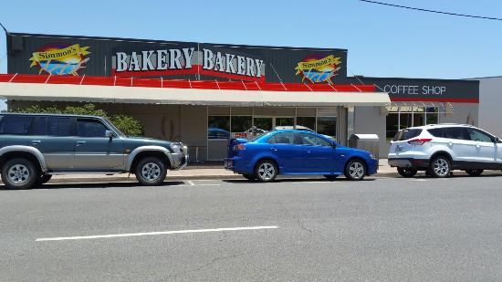 Simmons Bakery - Geraldton Accommodation