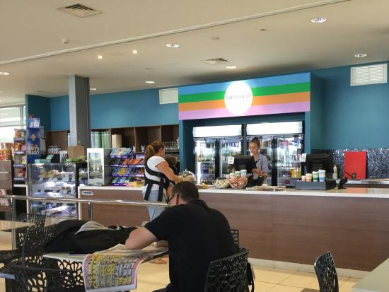 Whitsunday Coast Airport Cafe - Geraldton Accommodation