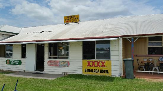 Baralaba Hotel - Geraldton Accommodation