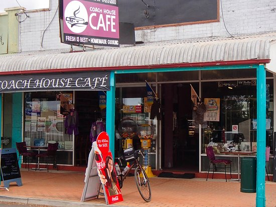Coach House Cafe - Geraldton Accommodation