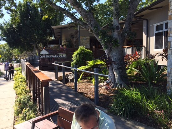 Queens Park Cafe - Geraldton Accommodation