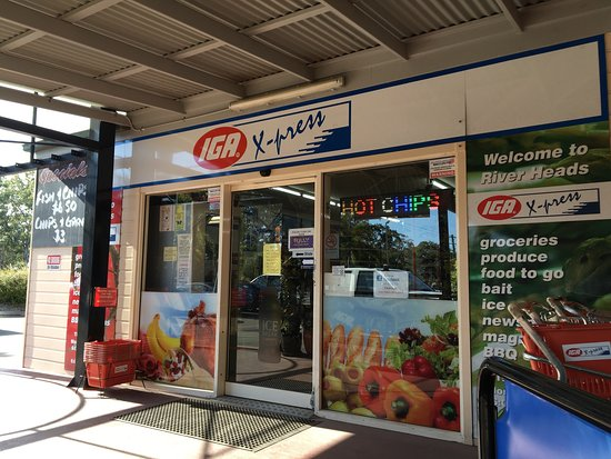 River Heads IGA Express - Geraldton Accommodation
