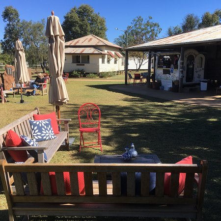 Rolleston Coffee Cart - Geraldton Accommodation