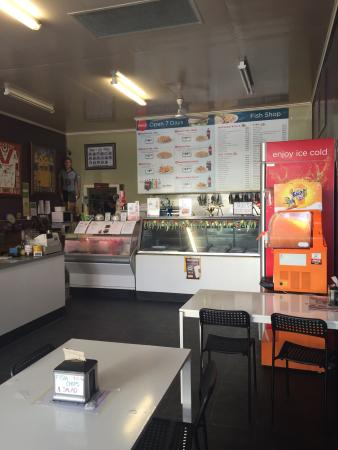 tenterfield fish and chips - Geraldton Accommodation