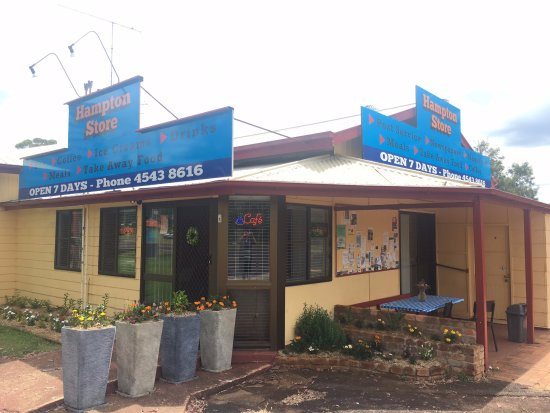 The Hampton Store - Geraldton Accommodation