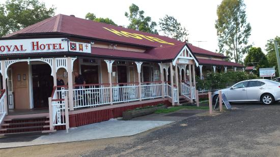 The Royal Hotel Restaurant - Geraldton Accommodation