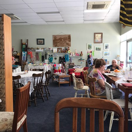 The Rusty Kettle Tea Shop - Geraldton Accommodation