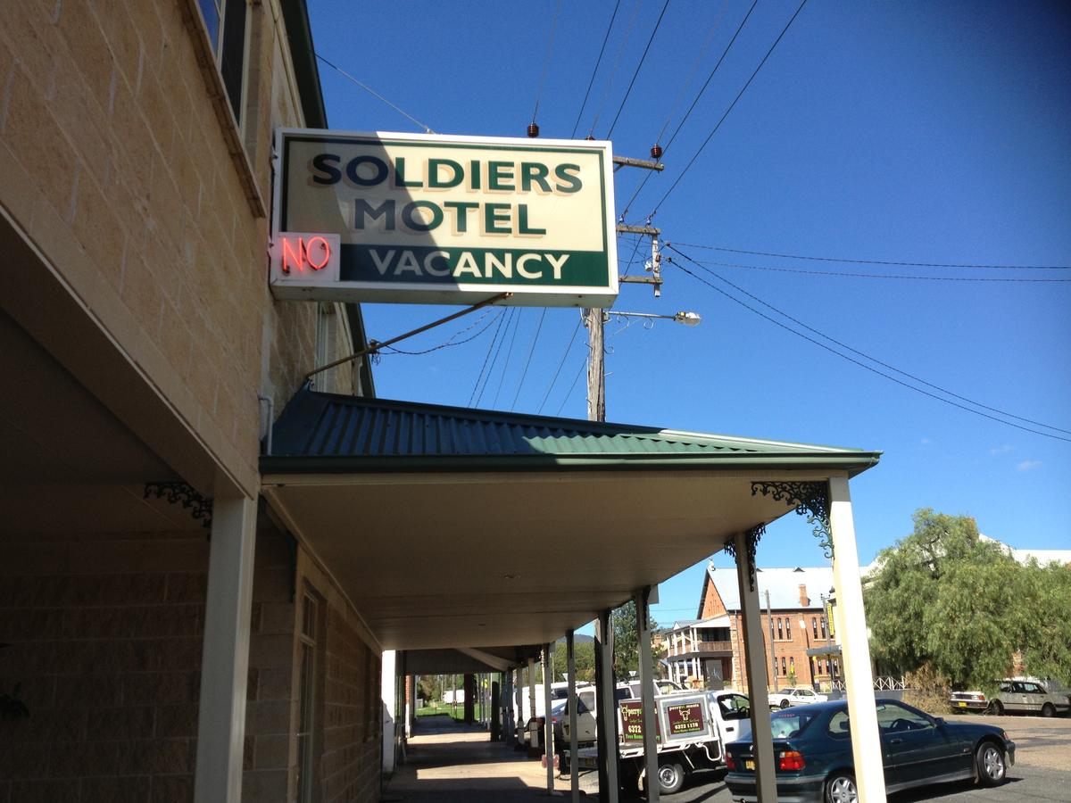 Soldiers Motel - Geraldton Accommodation