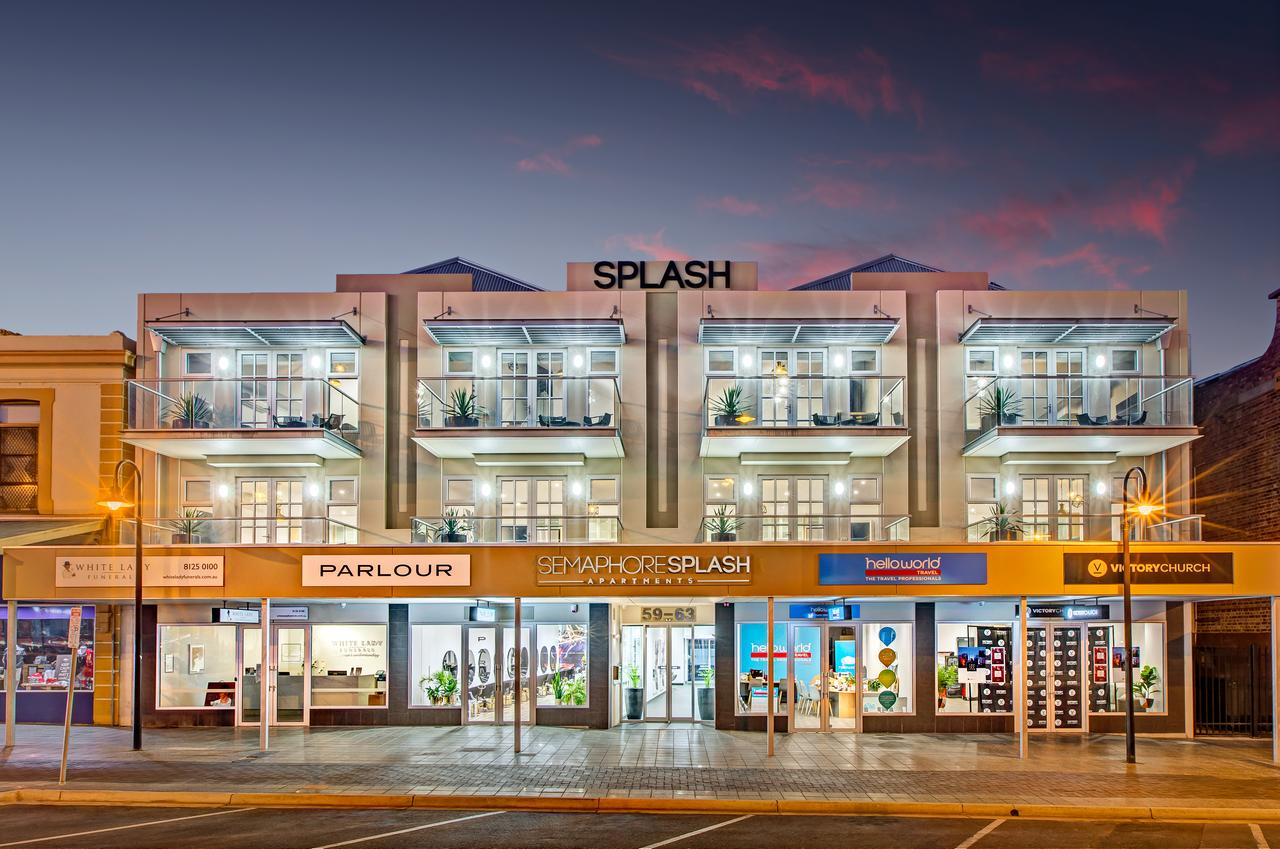 Semaphore Splash Apartments - Geraldton Accommodation