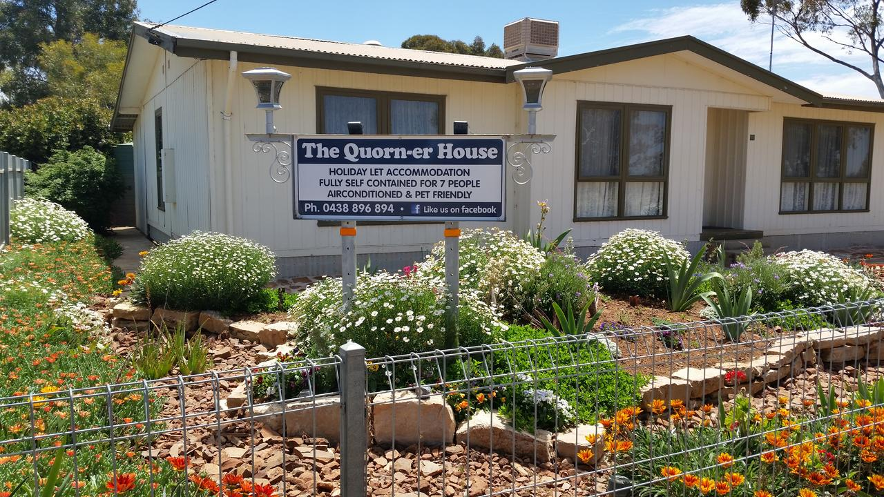 The Quorn-er House - Geraldton Accommodation