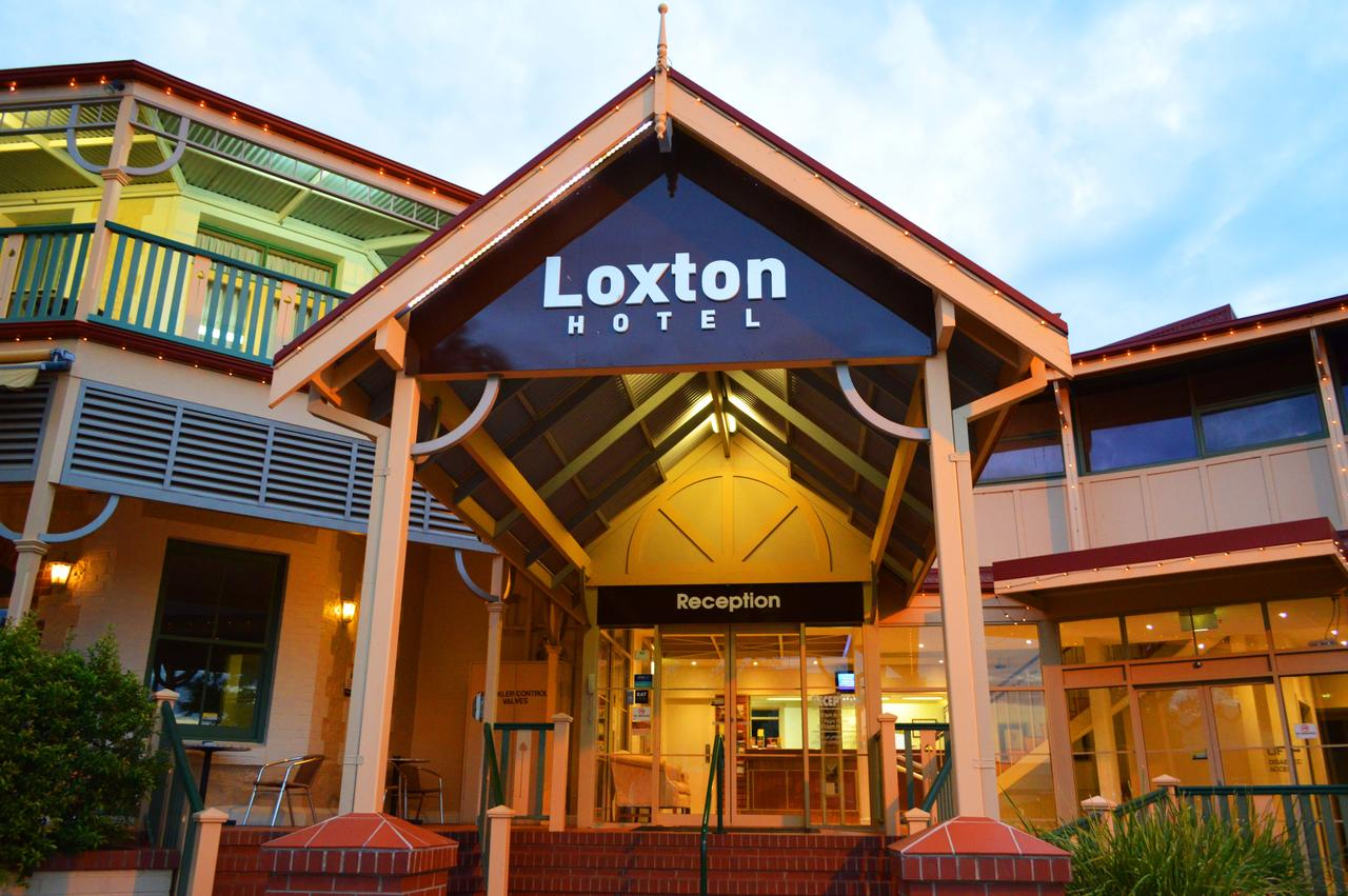 Loxton Community Hotel Motel - Geraldton Accommodation