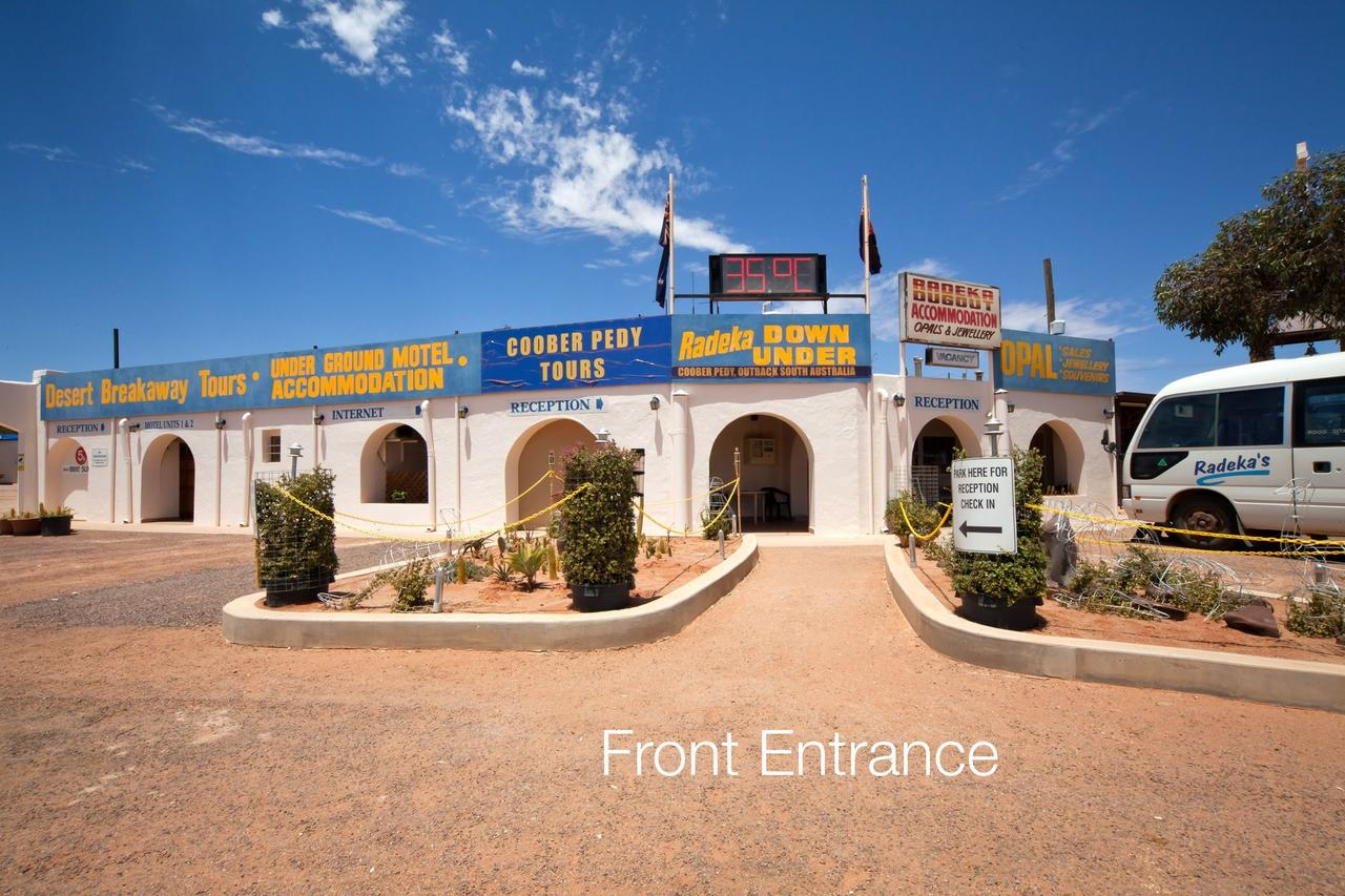 Radeka Downunder Underground Motel - Geraldton Accommodation