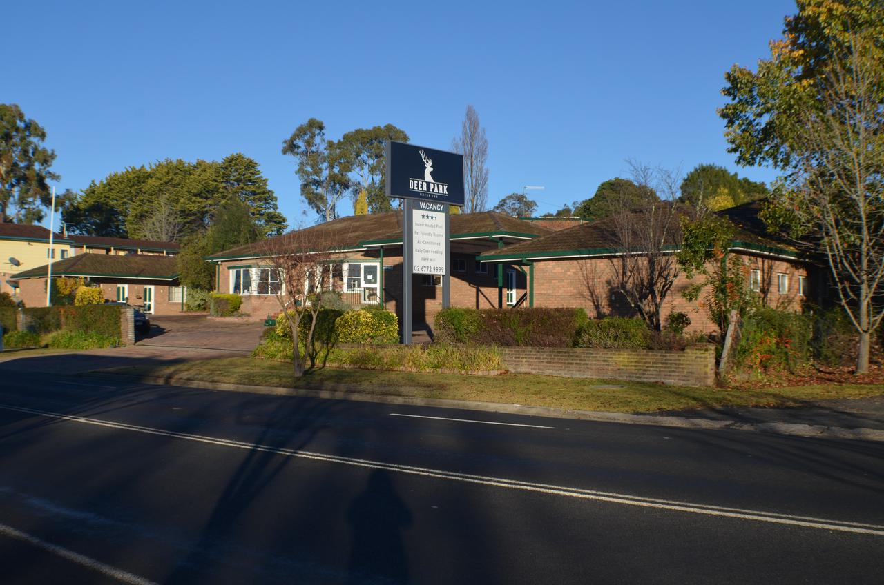 Deer Park Motor Inn - Geraldton Accommodation