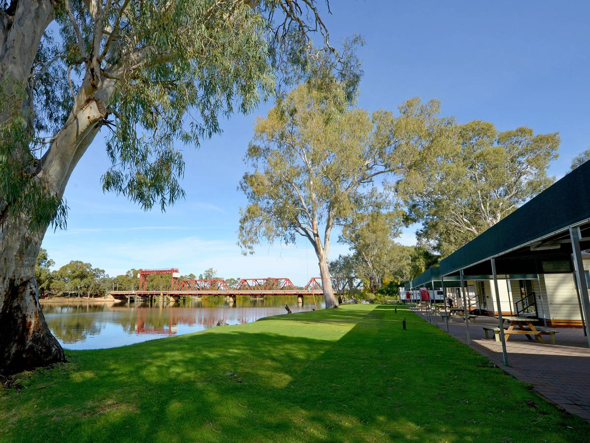 Riverbend Caravan Park Renmark - Geraldton Accommodation