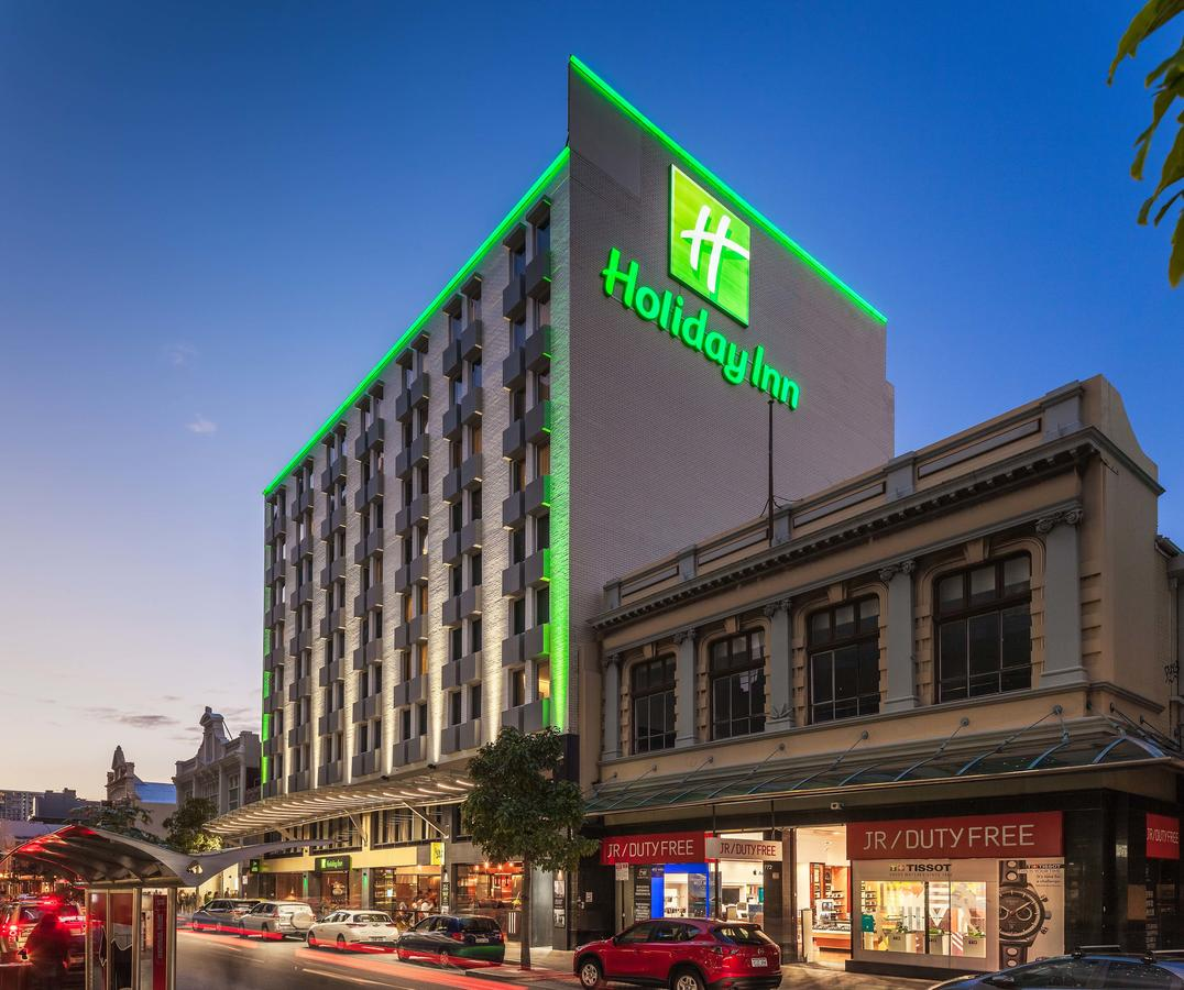 Holiday Inn Perth City Centre - Geraldton Accommodation