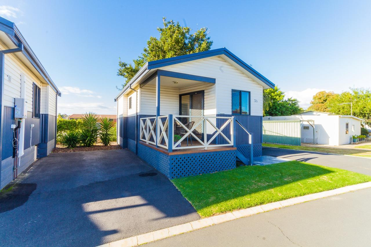Riverside Cabin Park - Geraldton Accommodation