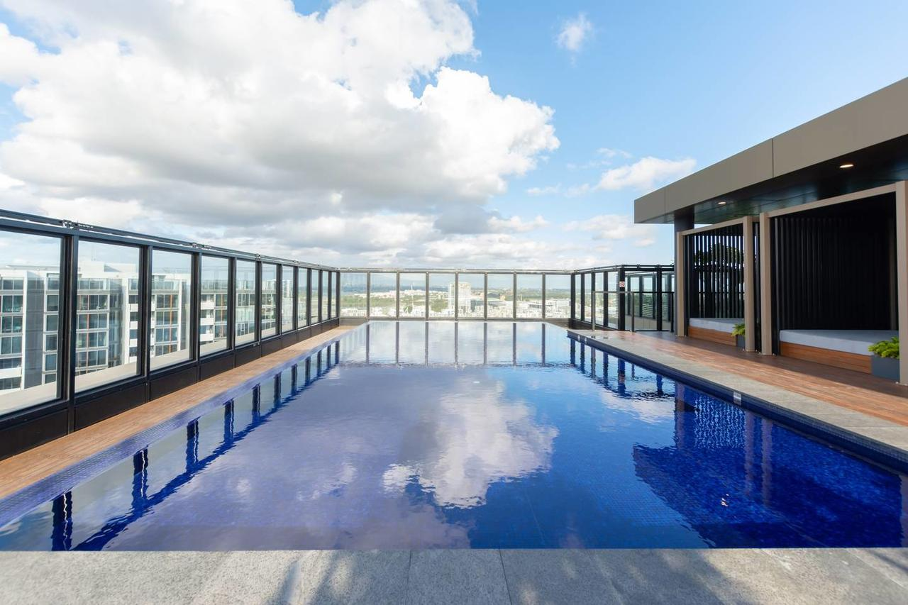 Japanese Style waterfront apt wt rooftop pool - Geraldton Accommodation