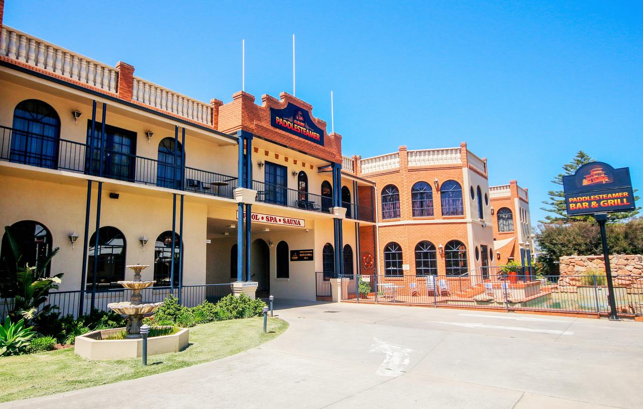 Albury Paddlesteamer Motel - Geraldton Accommodation