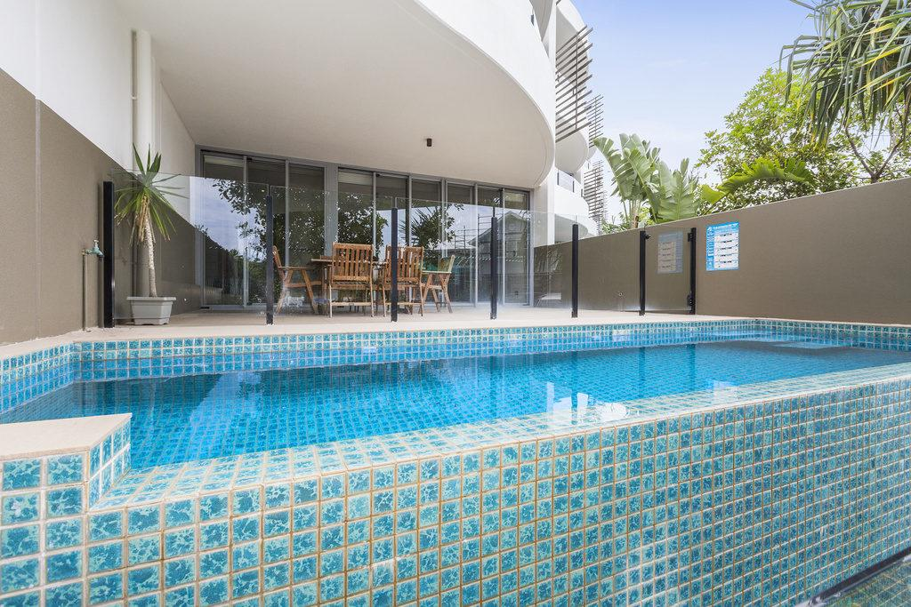 COTTON BEACH 8 ESCAPE WITH PRIVATE PLUNGE POOL - Geraldton Accommodation