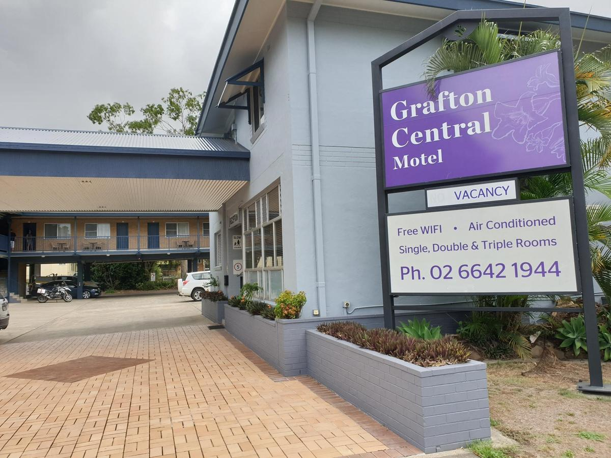 Grafton Central Motel - Geraldton Accommodation
