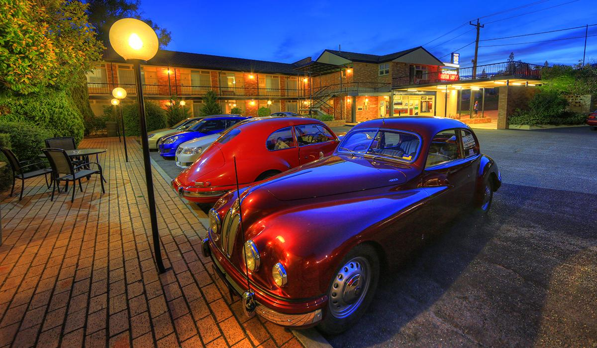 Cooma Motor Lodge Motel - Geraldton Accommodation