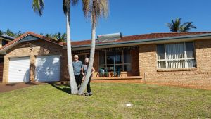 Twin Palms Holiday House at Lighthouse - Geraldton Accommodation