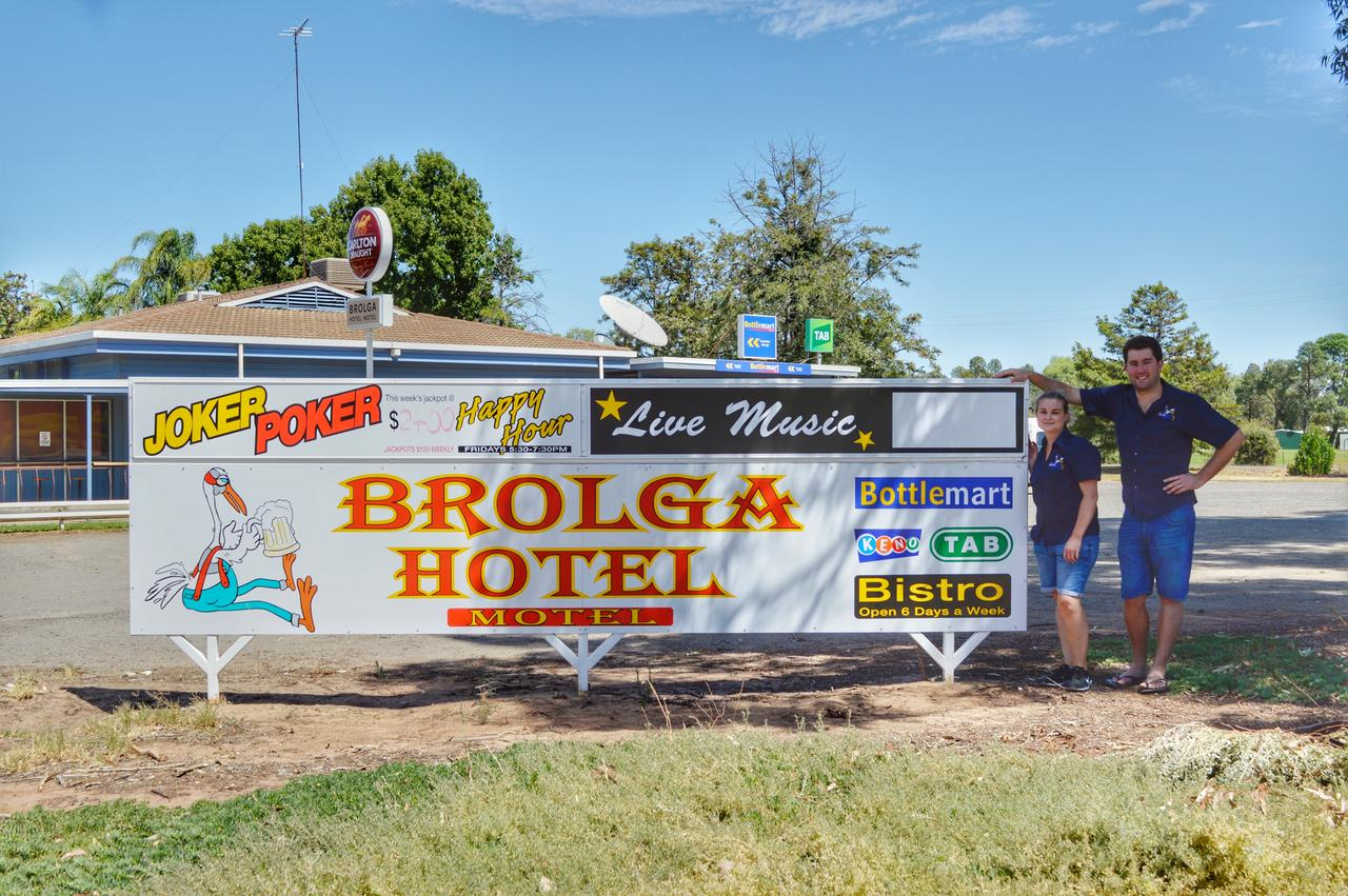 Brolga Hotel Motel - Coleambally - Geraldton Accommodation