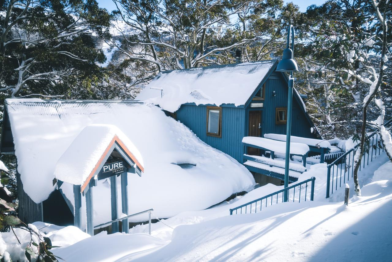 Pure Chalet Thredbo - Geraldton Accommodation
