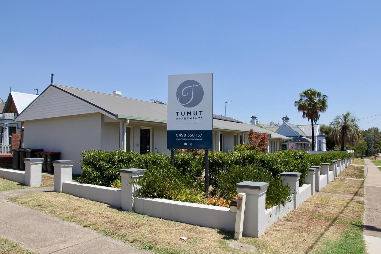 Tumut Apartments - Geraldton Accommodation