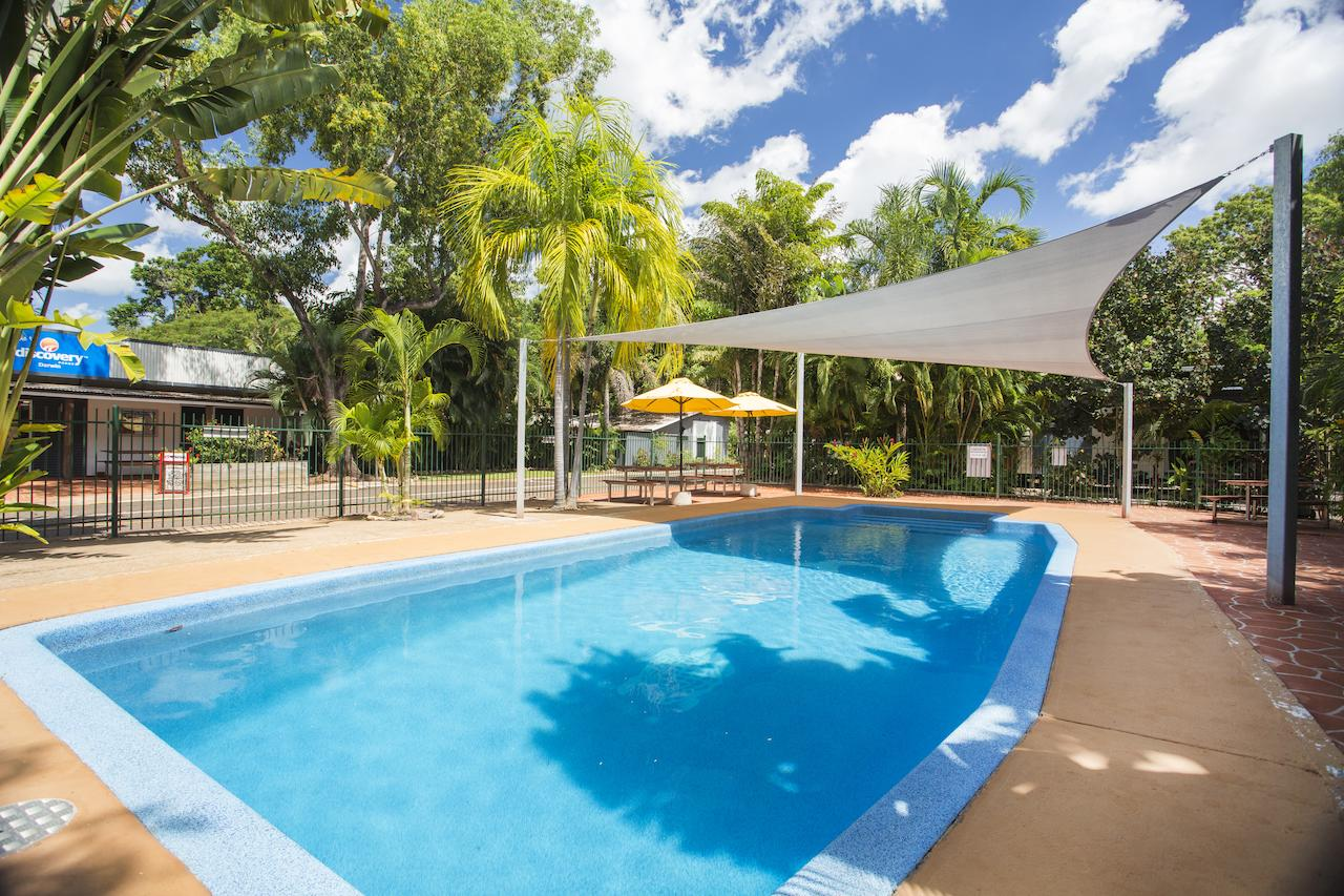 Discovery Parks  Darwin - Geraldton Accommodation