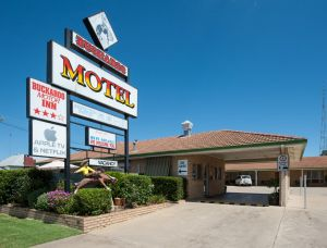 Buckaroo Motor Inn - Geraldton Accommodation