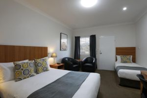 Cadman Motor Inn and Apartments - Geraldton Accommodation