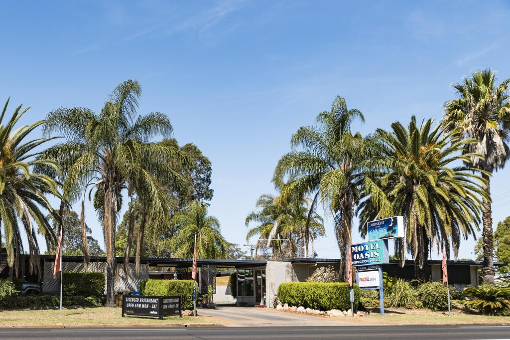 Motel Oasis - Geraldton Accommodation