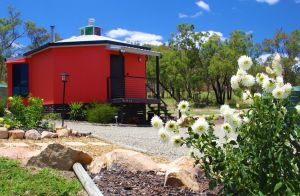 Namar Yurt - Geraldton Accommodation