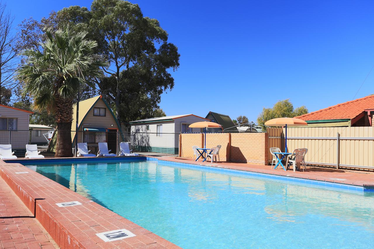 Discovery Parks  Kalgoorlie Goldfields - Geraldton Accommodation