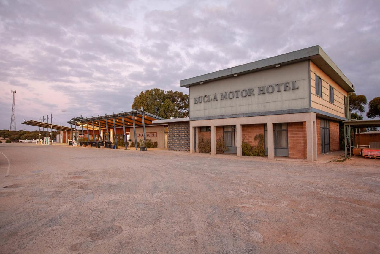 EUCLA MOTOR HOTEL - Geraldton Accommodation