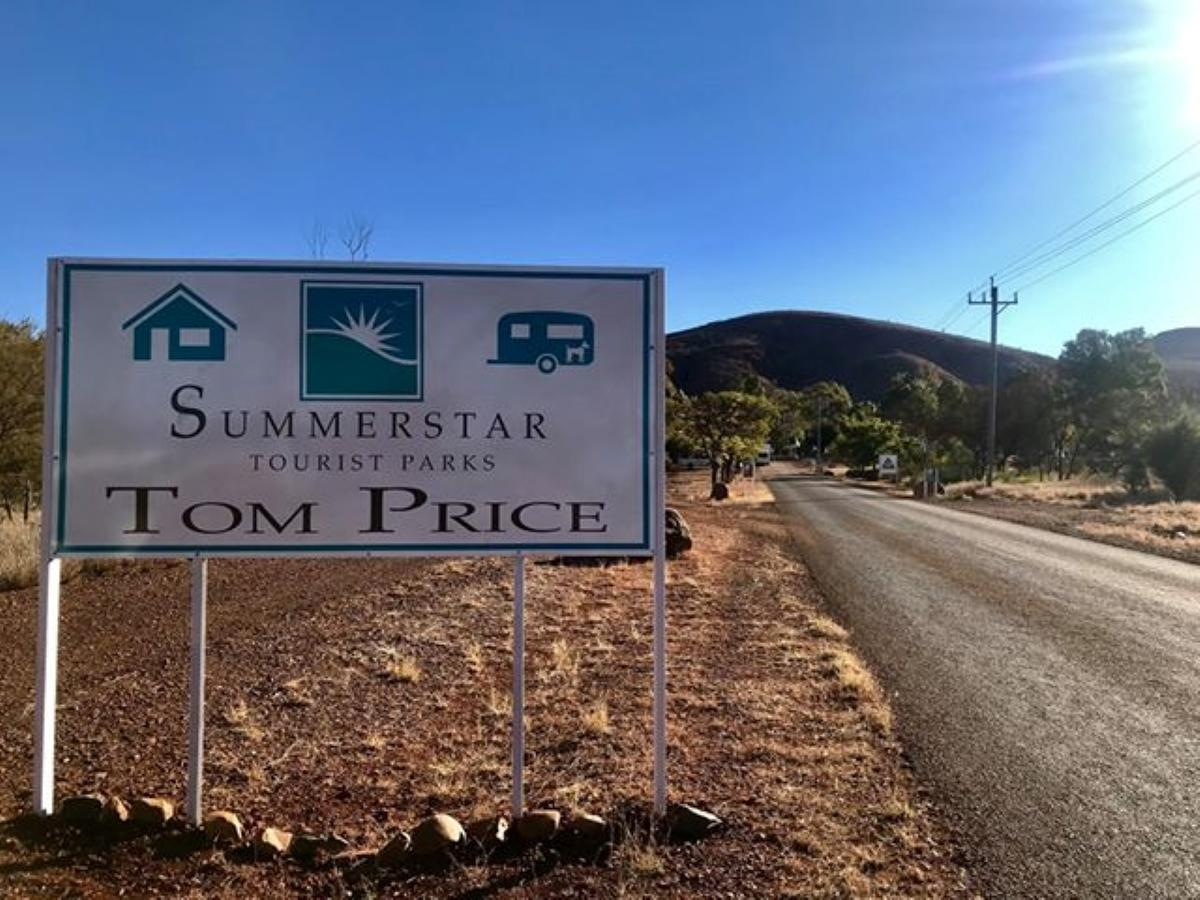 Tom Price Tourist Park - Geraldton Accommodation