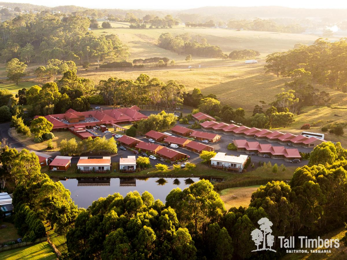 Tall Timbers Tasmania - Geraldton Accommodation