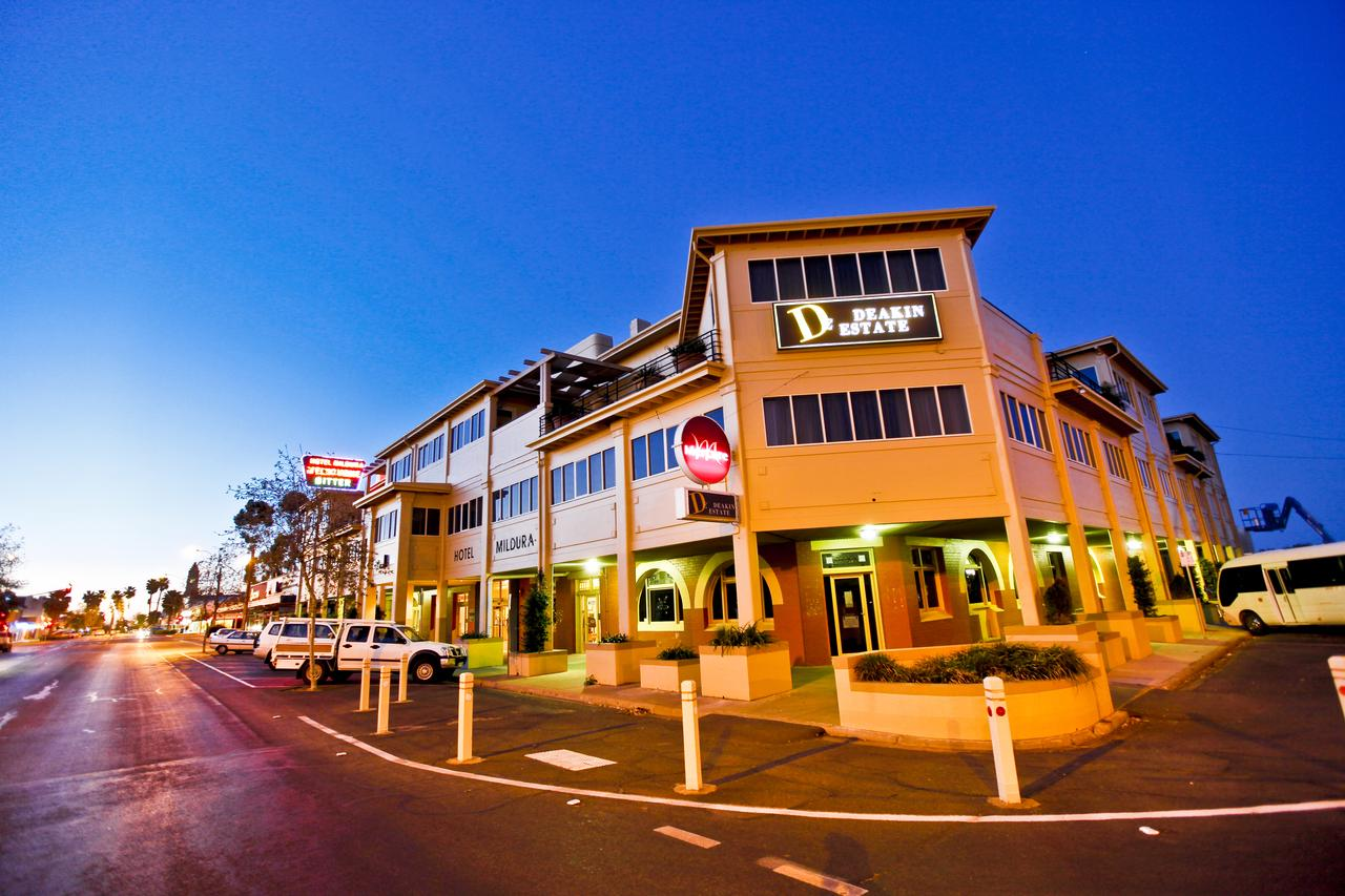 Mercure Hotel Mildura - Geraldton Accommodation